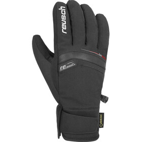 Reusch Bruce GTX Gants, black/white